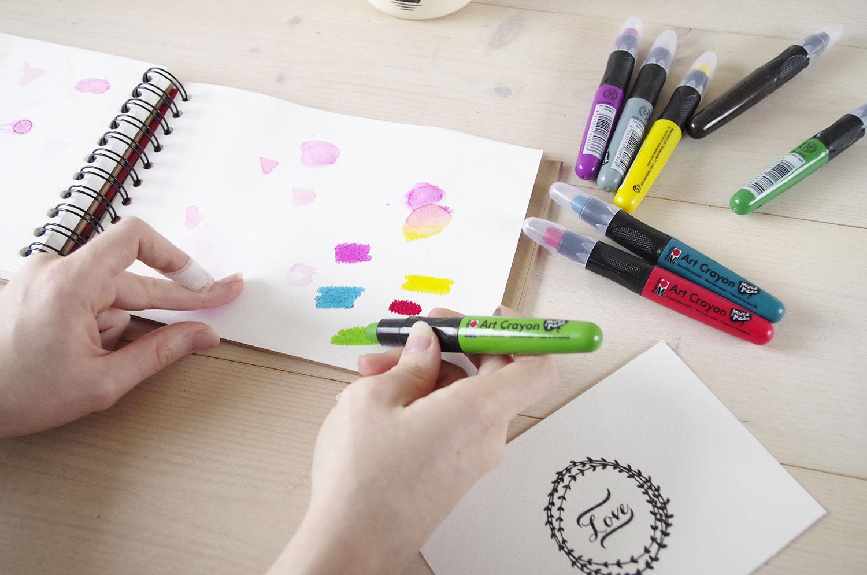 DIY mes cartes d'aquarelle (2)