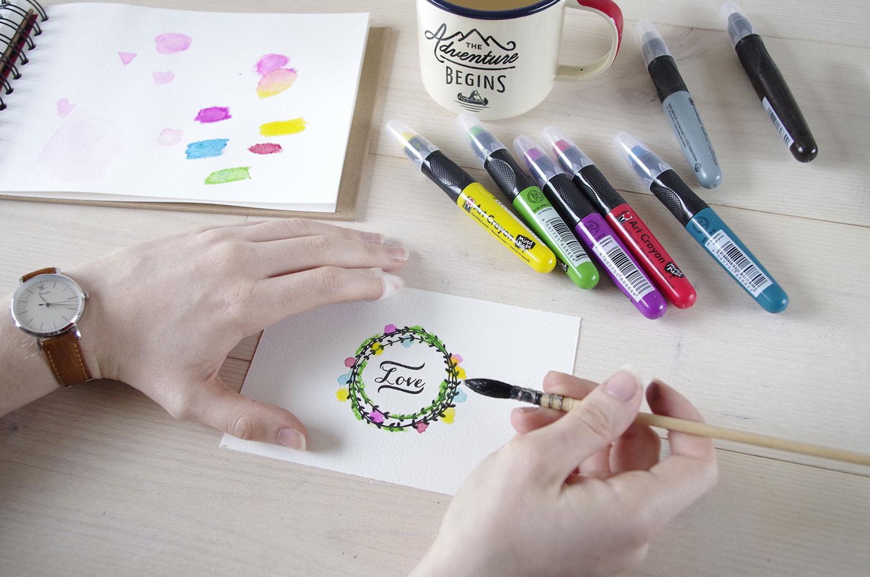 DIY mes cartes d'aquarelle (3)