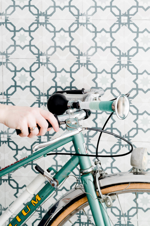 « Il est beau mon vélo ! » mon premier livre DIY !